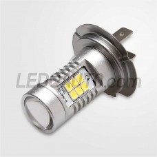 H7 2835 SMD Canbus LED Fog Light Bulb