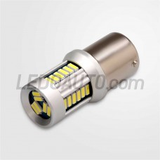 Turbo 30* 4014SMD Canbus Automotive LED Bulb (1156/1157, BA15S/BAY15D)
