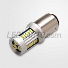 Turbo 30* 4014SMD Canbus LED Exterior Light (1157, BAY15D)