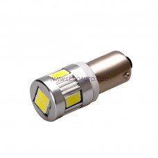 BAY9S 6*5730SMD CANBus LED Car Light with/no len