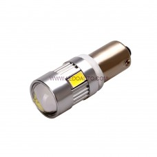 BAX9S 6*5730SMD CANBus LED Car Light with/no len