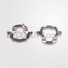 LHS-06 LED Headlight Adapter Or Sockets for MERCEDES & Volkswagen & OPEL & SAAB