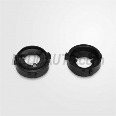 LHS-07 LED Headlight Adapter Or Sockets for VW Golf & PASSAT & Jetta