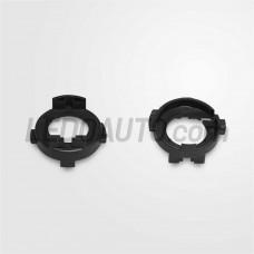 LHS-11 LED Headlight Adapter Or Sockets for Hyundai & KIA