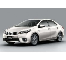 Toyota Corolla 2013-Now