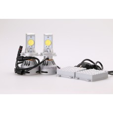 China Top Three Auto LED Supplier 3200Lm Auto LED Headlight Conversion Kit H4