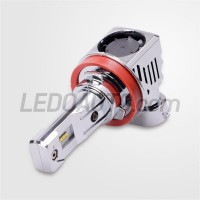 M3C H9 Automotive LED Headlights | Halogen Size, 5000 Lumens