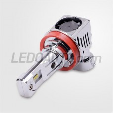 M3C H11 Automotive LED Headlights | Halogen Size, 5000 Lumens