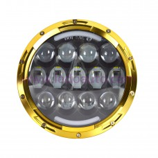 7078BA OEM Type Offroad Sealed 7 Inch 78W Round LED Headlight