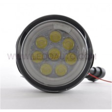 LDFA-222 OEM Type LED Fog Light For Nissan TIIDA 2009-ON