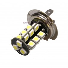 H7 Automotive LED Bulbs - 5050 SMD 27LED CN
