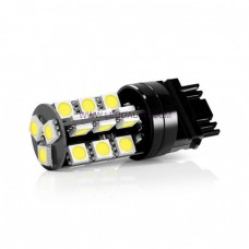 3157 Automotive LED Bulbs - 5050 SMD 27LED CANBus