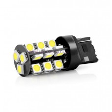 7443 Automotive LED Bulbs - 5050 SMD 27LED CANBus