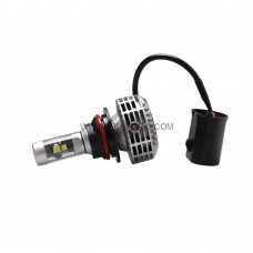 ALL-IN-ONE 9007 30W Hi/Lo Aluminum Heat Dissipation Led Headlight Lamps Full Aluminum Housing Car Led Headlight