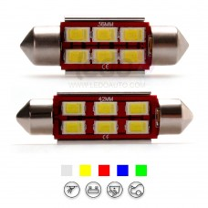 Classic And Bright 5730SMD CANBus Festoon LED Light (Fit BMW 5 Series E39)