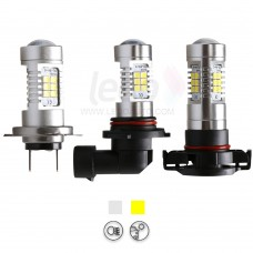 Tough And Bright 2835SMD LED Fog Light for Renault