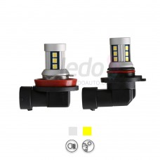 Philips 3030SMD Small And Smart LED Fog Light for SAAB