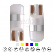 3D Lighting High Performance T10 LED Bulb (Fit FIAT Scudo II)