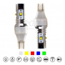 Cree 30W High Power T10 LED Bulb (Fit CITROEN Nemo Box)