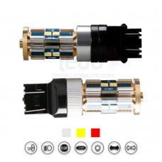 14K Gold High Power Unique LED Exterior Light for CADILLAC