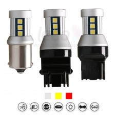 Philips 3030SMD Small And Smart Exterior LED  Light (Fit CITROEN C8)